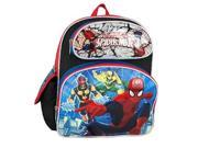 "Small Backpack - Marvel - Ultimate Spiderman 12"""" New 657130"" 9SIA77T3R89802"