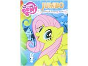 My Little Pony Jumbo 96 pg. Coloring And Activity Book - Fluttershy 9SIABHU58N6998