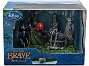 Disney Merida Brave  Bear Set Figures - Merida And Two Bears 9SIABHU5905389