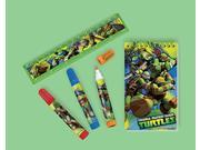Teenage Mutant Ninja Turtles 5 pc. Stationery Set 9SIABHU5CD7362