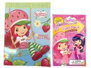 Strawberry Hooray Let's Play Book And Play Pack 9SIABHU5DH9141