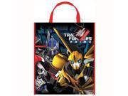 Transformers Prime Plastic Party Tote Bag 9SIABHU58N6984