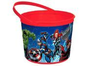 Marvel Epic Avengers  Plastic Favor Bucket Container ( 1pc ) 9SIABHU5CD7602