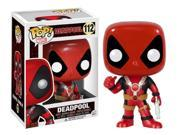 Deadpool (Thumbs Up) POP! Marvel #112 Vinyl Bobble-Head 9SIAADG3VU7772