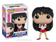 Funko Pop Animation: Sailor Moon - Sailor Mars Vinyl Figure 9SIA88C4CU0808