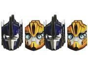 Transformers Paper Masks (8 Pack) - Party Supplies 9SIA0BS2YX8737