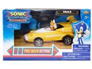 Sonic All Stars Racing Pull Back Action - Tails 9SIABHU5PW8093