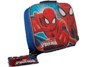 Marvel Ultimate Spiderman Rectangular Insulated Lunch Box 9SIABHU5PW8050
