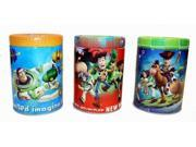 Toy Story Bundle of 3 Tin Coin Banks 9SIABHU5U59745