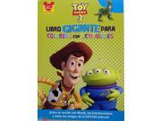 Toy Story Buzz Woody Jessie Jumbo 64 pg. Coloring and Activity Book - Green 9SIABHU58Z7715
