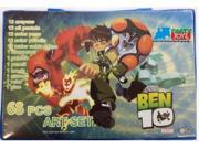 Ben 10 68 pc Art Set 9SIABHU58Z7640