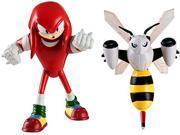 Sonic Boom - Knuckles & Beebot Figures 9SIABHU59N1596