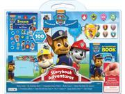 Paw Patrol 100 piece+ Pup Collection Activity Set 9SIABHU58Z7729
