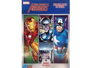 Marvel the Mighty Avengers Coloring Book Ironman, Captain America, Thor 9SIABHU58Z7587