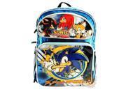"Sonic the Hedgehog Large Backpack """"Super Speed"""""" 9SIABHU58N7005"