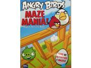 Angry Birds 96P Giant Coloring, Maze, and Activity Book - Maze Mania 9SIABHU58Z7608
