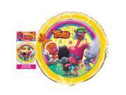 12X Trolls 18 Inch Balloon  Pack of 12 9SIABHU5DH9147