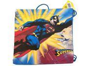 Drawstring Bag - Superman Flying Upward Cloth String Bag 9SIABHU5VS6891