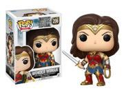Funko Pop! Movies DC Justice League Wonder Woman Vinyl Figure #206 9SIABHU63M1518