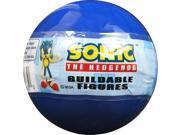 "Sonic The Hedgehog Tomy Gacha Ball Buildable 3"""" Action Figure (Metal Sonic)"" 9SIABHU75G0603"