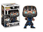 Funko Pop! Games Mortal Kombat Sub-Zero Vinyl Figure Toy #251 9SIABHU75G1385
