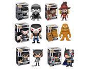 Funko Pop! Heroes Batman The Animated Series Phantasm, Clayface, Batman (Robot) Cat-Woman, Scarecrow, Bane Bundle Vinyl Figures 9SIABHU75G1322