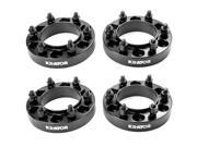 4pc Full Hub Centric Wheel Adapters for 2000-2006 Toyota Tundra