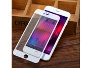 3D Curved Surface Tempered Glass Screen Protector for iPhone 6 Plus – White 9SIABKF4K99553