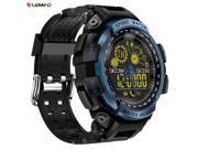 LEMFO LF21 Smart Watch Professional Waterproof 5ATM Smart-watch Pedometer Smartwatch Ultra-long Standby Call & Message Remind Smart Watch Waterproof Remote Came