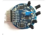 5 Way Flame Sensor Module Digital Analog Signal Dual Output Fire Detection Sensor Module For arduino 9SIABKS53H9008