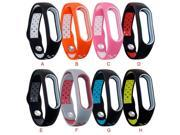 Replacement Silica Gel Wristband Band Strap For Xiaomi Mi Band 2 Bracelet  SmartWatch Watachband Sporting Goods Accessories