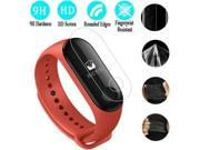 Ransparent Clear Screen Protection Film For Xiaomi Mi Band 3 Bracelet SmartWatch Watachband Sporting Goods Accessories z2