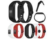 Soft Silicone Replacement Strap Accessory Wristbands For Garmin Vivofit 3  SmartWatch Watachband Sporting Goods Accessories