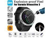 Explosion-proof LCD TPU Full Cover Screen Protector Film For Garmin Vivoactive 3 wearable devices smartwatch relogio inteligente