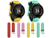 Soft Silicone Strap Replacement Watch Band For Garmin Forerunner 735XT Watch wearable devices smartwatch relogios