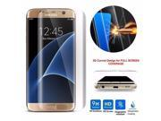 Tempered Glass 3D Curved Clear Premium Full Cover Screen Protector Film For Samsung Galaxy S7 Edge S6 Edge Plus 9SIAAWS6Z12838