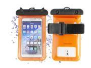 Waterproof Phone Case Underwater Cell Phone Diving Pouch Mobile Dry Bag Cover For iphone7/ 6/ 6s