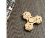 EDC Toys Hand Spinner Brass Material Professional Fidget Spinner Autism and ADHD