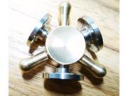 Hand Spinner Fidget Finger Gyro EDC Desk Focus Toy Kids Adult Birthday Gifts