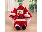 Santa Claus Christmas Ceiling Decoration Parachute Doll Hanging Pendant Toy 9SIABMK6NT2672