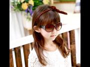 Children's Sunglasses Big-frame Glasses Anti-UV Goggle 9SIV1AM78G6771