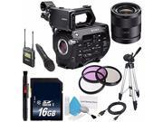 Sony PXW FS7 Camcorder International Model 16GB SDHC Class 10 Memory Card 6AVE Bundle 53