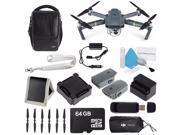 DJI Mavic Pro (Fly More Combo) CP.PT.000642 + DJI Aircraft Sleeve for Mavic Pro Quadcopter CP.PT.000666 + Neck Strap Lanyard Belt Sling for RC DJI Phantom 4 3 2