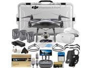 DJI Phantom 4 Pro+ Obsidian Quadcopter Executive FPV Bundle