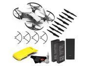 Ryze Tello Quadcopter Drone with 720P HD Camera - Essential  Bundle + Yellow Drone Cover