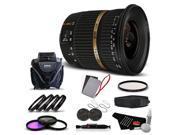 Tamron SP AF 10-24mm f / 3.5-4.5 DI II Lens For Canon International Version (No Warranty) Advanced Kit