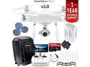 DJI Phantom 4 Pro+ Version 2.0 Quadcopter Filmmaker Kit
