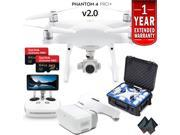 DJI Phantom 4 Pro+ Version 2.0 Quadcopter Professional Kit