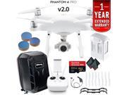 DJI Phantom 4 Pro Version 2.0 Quadcopter Filmmaker Kit