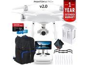 DJI Phantom 4 Pro+ Version 2.0 Quadcopter Deluxe Kit